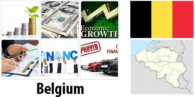 Economical Facts of Belgium